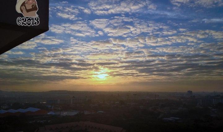 DonCharisma.org Sunrise 1L