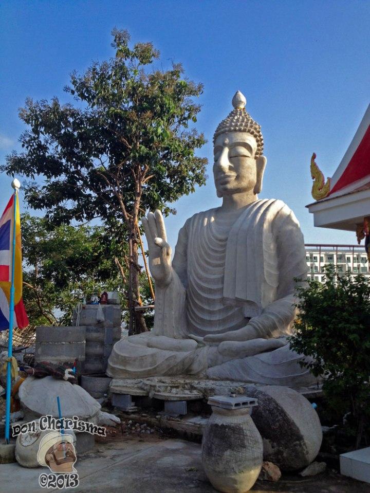 DonCharisma.org The Buddha Round The Back 2 - Big Buddha Hill