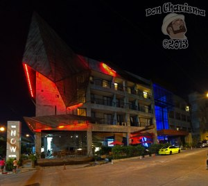 DonCharisma.org The Now Hotel Night Panorama PTGui-5w-x-2h-P