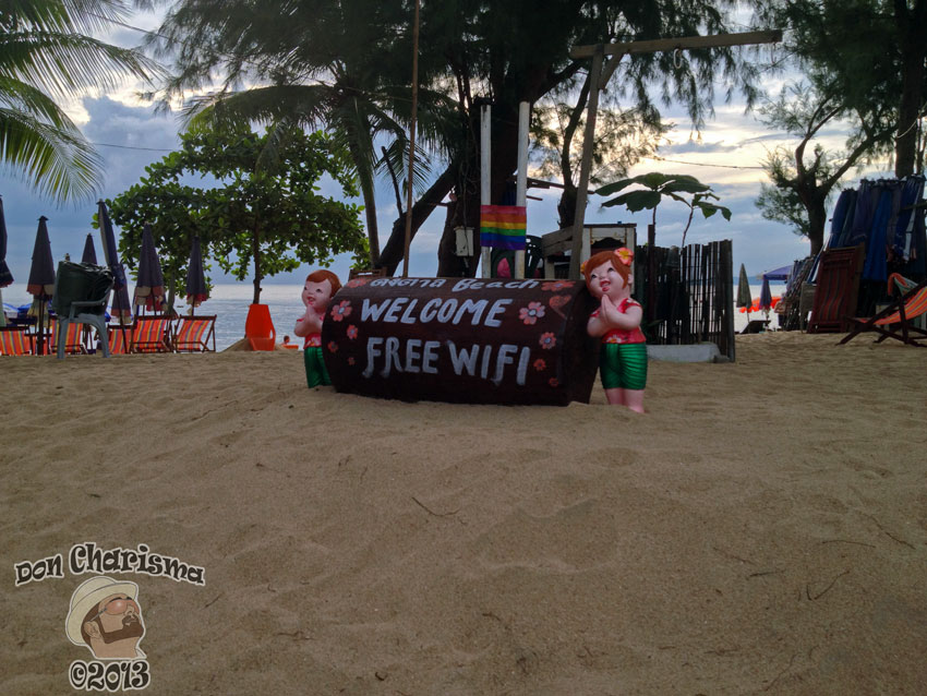 DonCharisma.org Wai Girls - Free Wifi