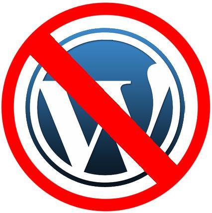 DonCharisma.org Wordpress Suspended