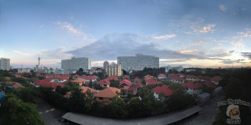 DonCharisma.org Balcony Panorama 2 Sunrise PTGui-(12w-x-2h-P)