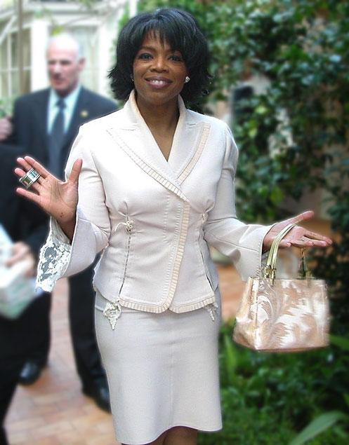 DonCharisma.org Oprah Winfrey