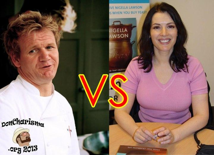 DonCharisma.org Ramsay vs Lawson