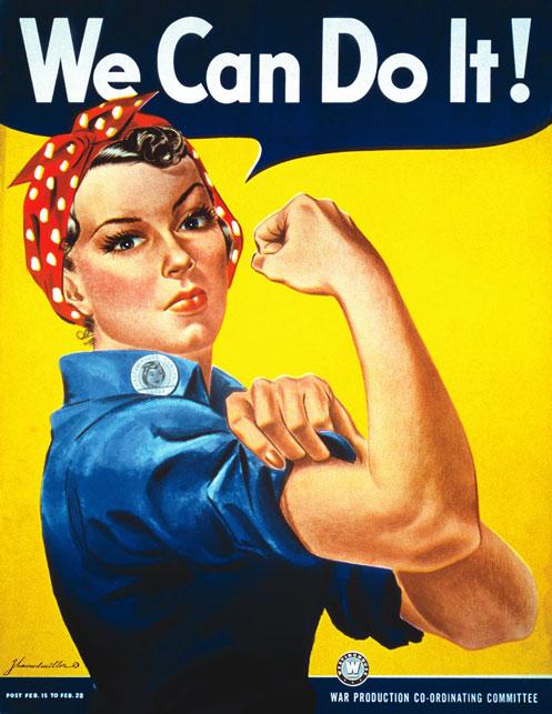 SFoxWriting - We Can Do It!