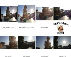 DonCharimsa.org Panorama Development Underexposed