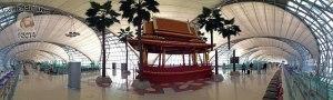 DonCharisma.org Bangkok Airport Suvarnabhumi Departures