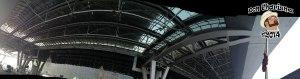 DonCharisma.org Bangkok Airport Suvarnabhumi Messed Up Pano iPhone