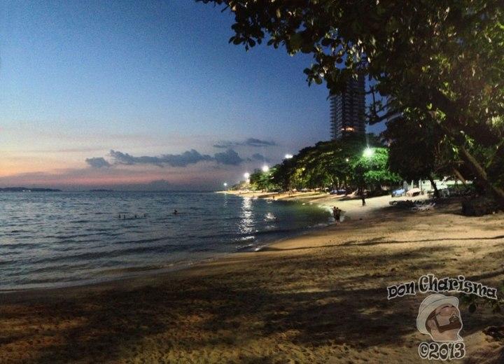 DonCharisma.org Beach Sunet Panorama PTGui-4w-x-1h-P