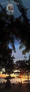 DonCharisma.org Beach Sunset Palm Towerama PTGui-1w-x-7h-L