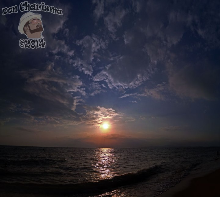 DonCharisma.org-Beach-Sunset-Panorama-PS-3w-x-3h-L