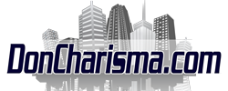 Don Charisma, DonCharisma, doncharisma.com