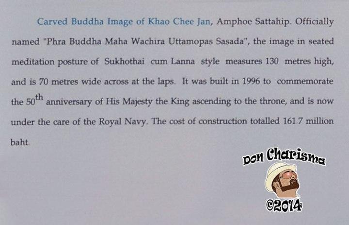 DonCharisma.org-Bid-Buddha-II-Info-Sign-Closeup