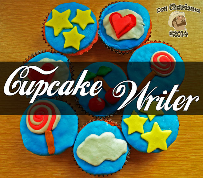 DonCharisma.org-Cupcake-Writer-Graphic