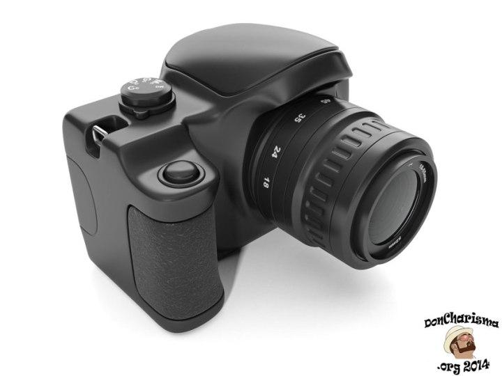 DonCharisma.org-New-Camera