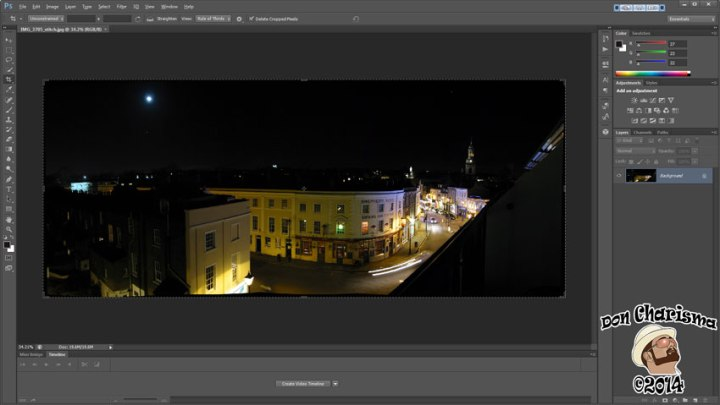 DonCharisma.org-Screenshot-Photoshop