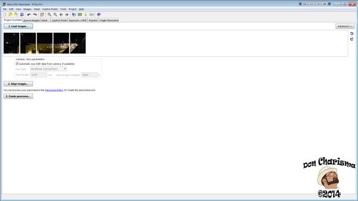 DonCharisma.org-Screenshot-PTGui-Pro-1