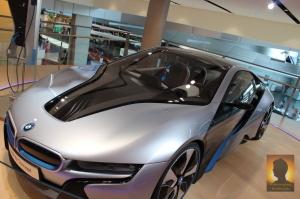 BMW i8 Electric