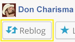 DonCharisma.org-Reblog