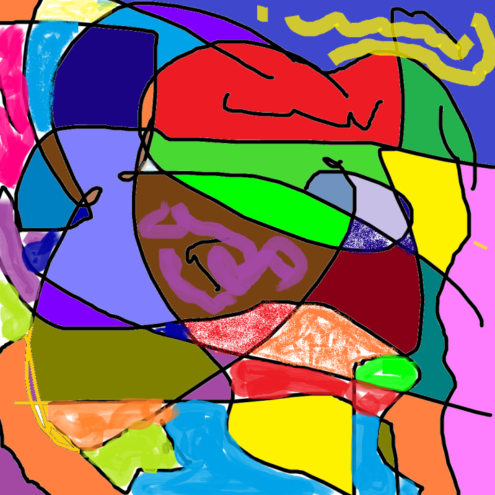 Squiggles And Colours