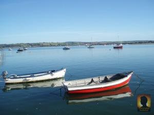 dannyboybroderick boats calm water
