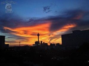 DonCharisma.org-Balcony-Sunset-Yesterday