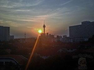 DonCharisma.org-Lens-Flare-Balcony-Sunset-1L