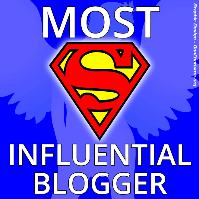 DonCharisma.org-Most-Influential-Blogger-Award-Woman