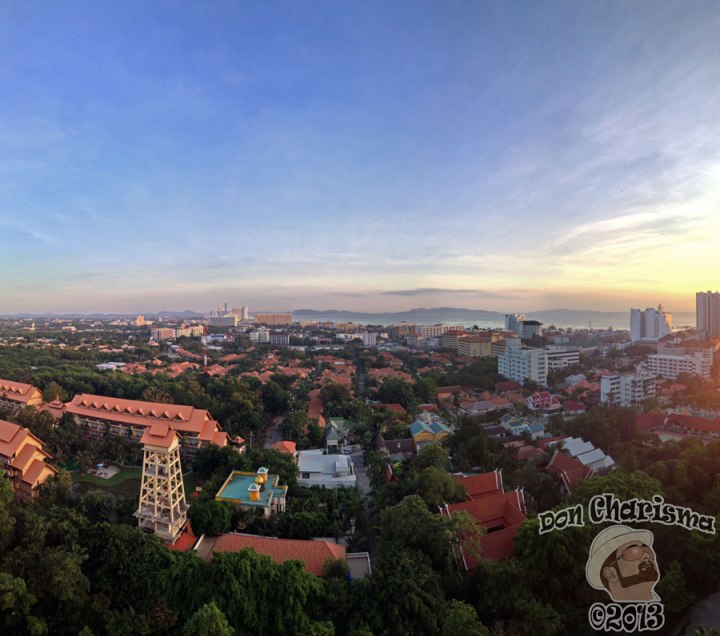 DonCharisma.org-Balcony-Sunrise-Panorama-Wide