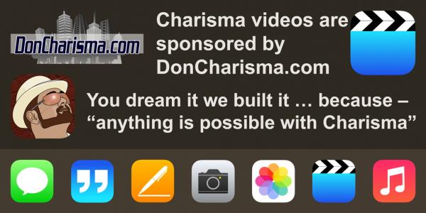 DON CHARISMA, Videos