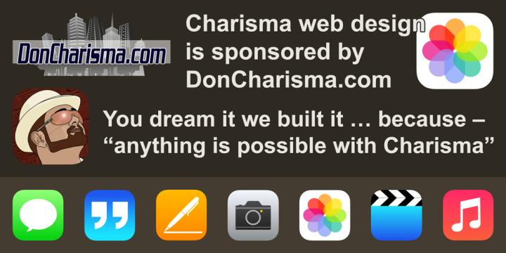Charisma-Web-Design-Banner-DonCharisma.org-1024x512