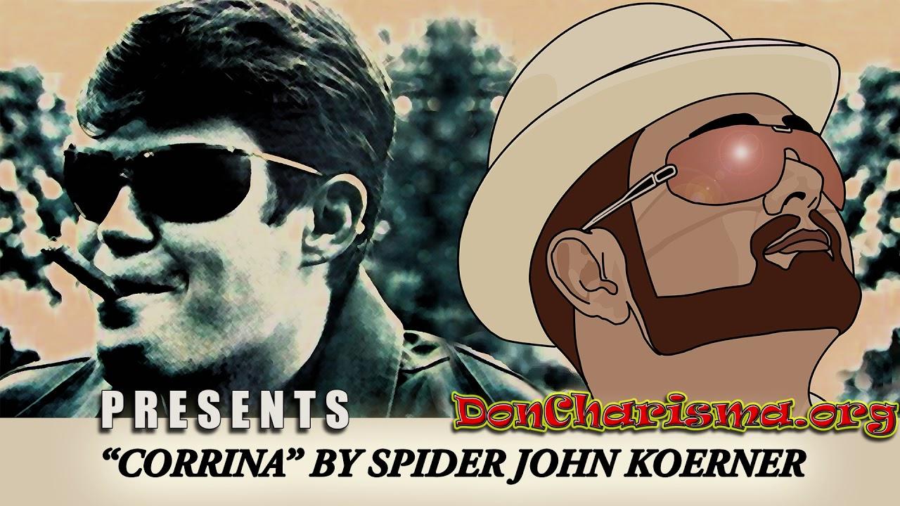"Corrina by ""Spider"" John Koerner"