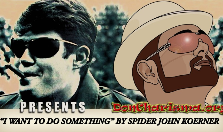"I Want To Do Something by ""Spider"" John Koerner"