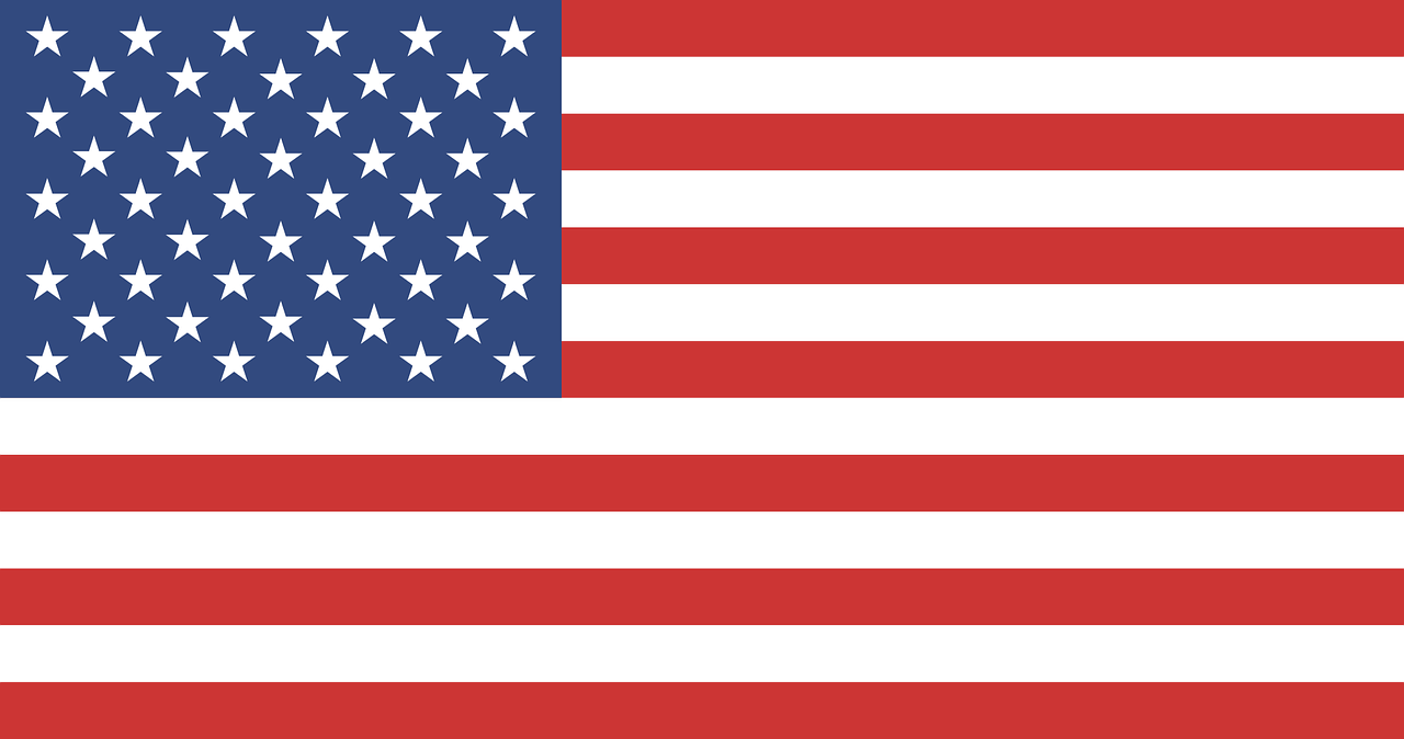 American America US USA flag