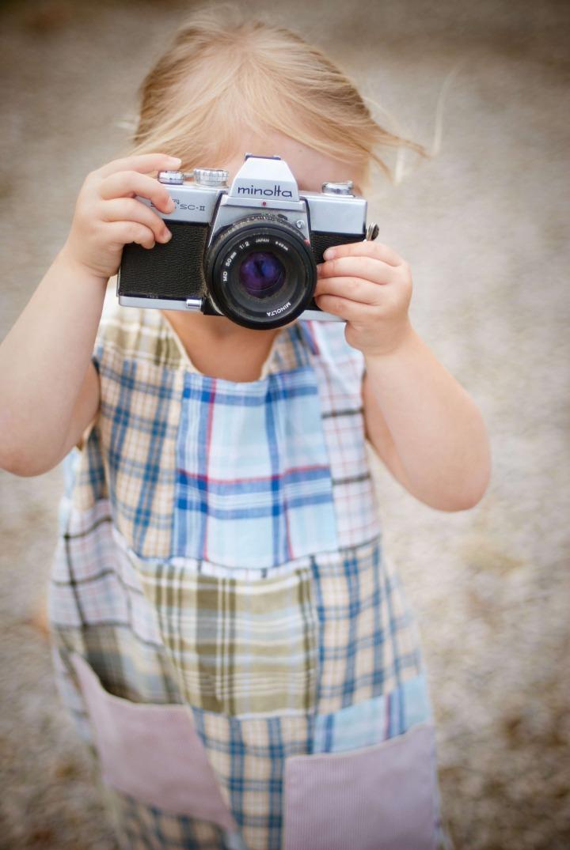 girl camera photo photography