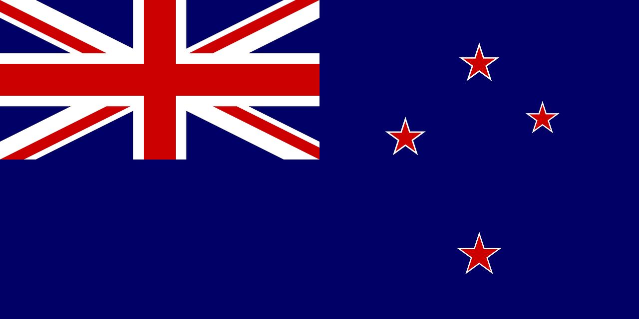Kiwi New Zealand Flag
