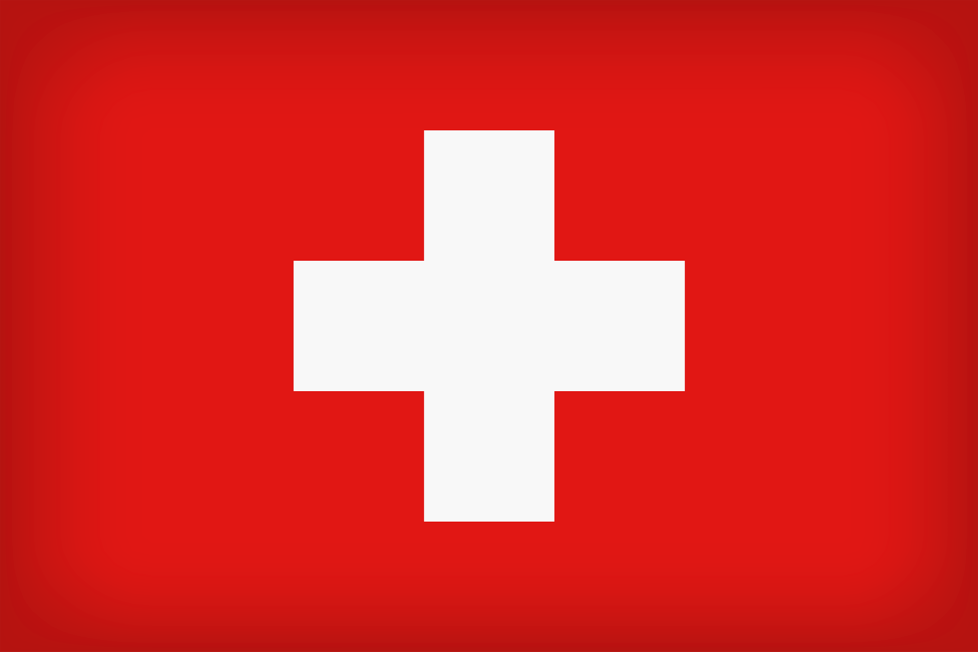 Swiss Switzerland flag