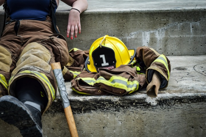 career,firefighter,relaxing,job,occupation,work,employee,recruitment,volunteer,helping people,training,uniform,helmet,jacket,unemployed,professional, DON CHARISMA