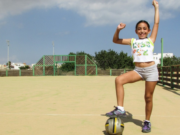 girl,footballer,success,goal,child,fun,victory,soccer,football, DONCHARISMA