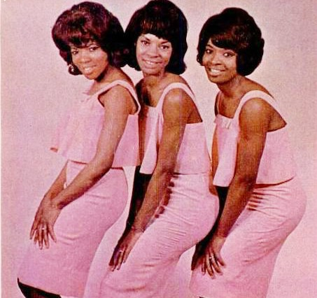 Martha Reeves and the Vandellas, WikiPedia, Public Domain