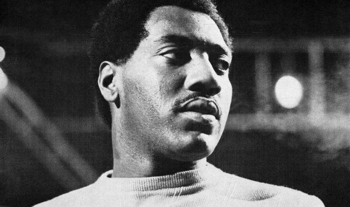 Otis Redding,portrait, public domain, DON CHARISMA
