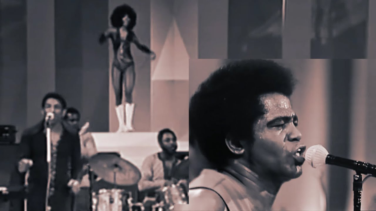 Get Up (I Feel Like Being a) Sex Machine - James Brown, DON CHARISMA