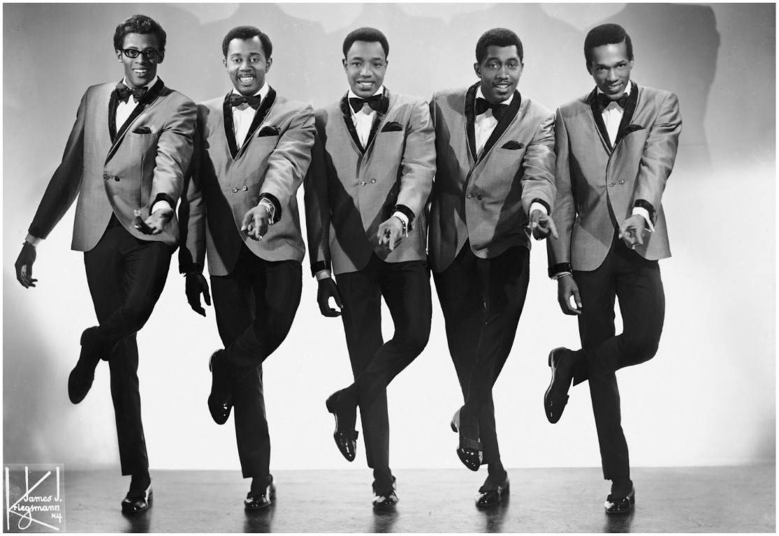 The-Temptations, DON CHARISMA