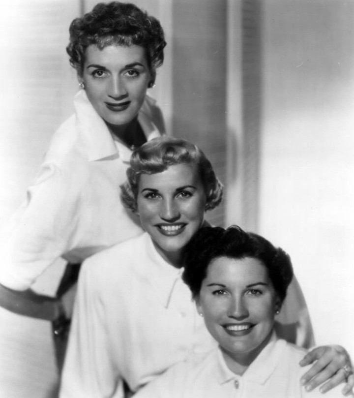 The Andrews Sisters, DON CHARISMA