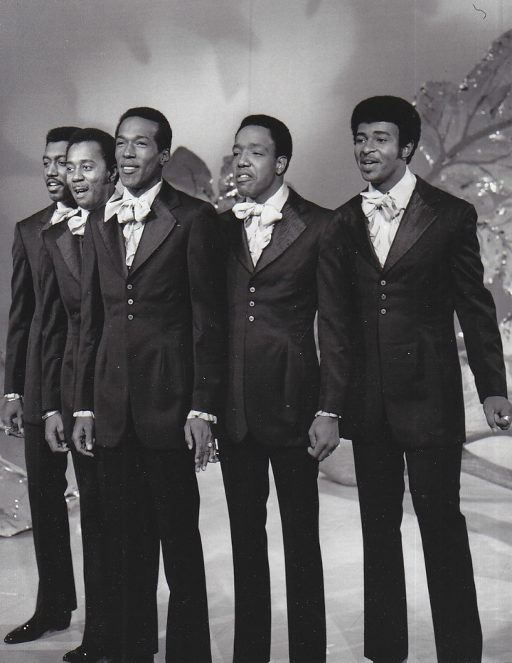 The_Temptations_on_the_Ed_Sullivan_Show, DON CHARISMA