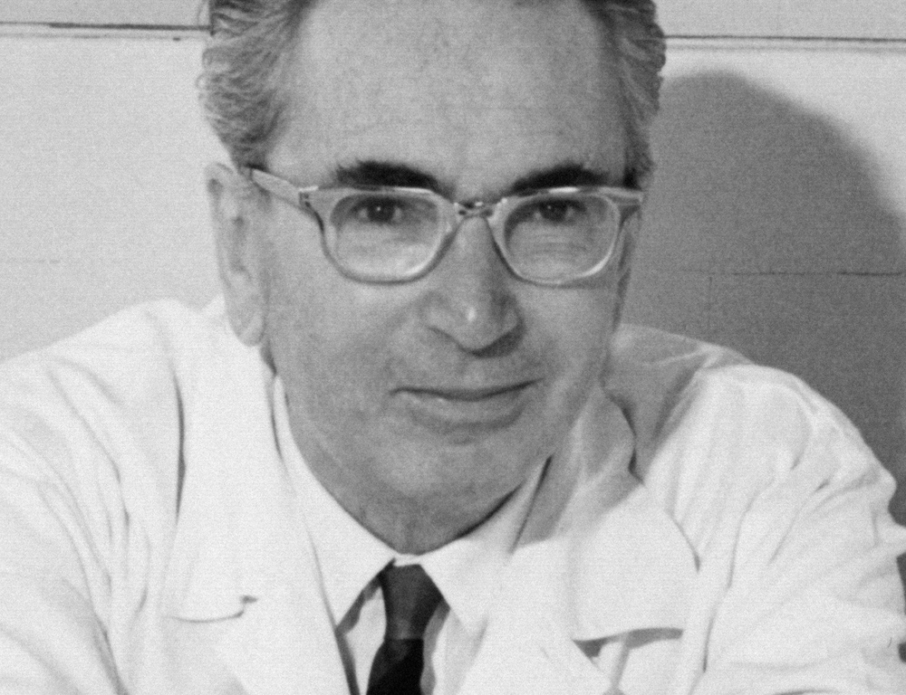 Viktor Frankl - Author Prof. Dr. Franz Vesely - Creative Commons Attribution-Share Alike 3.0 Germany license.