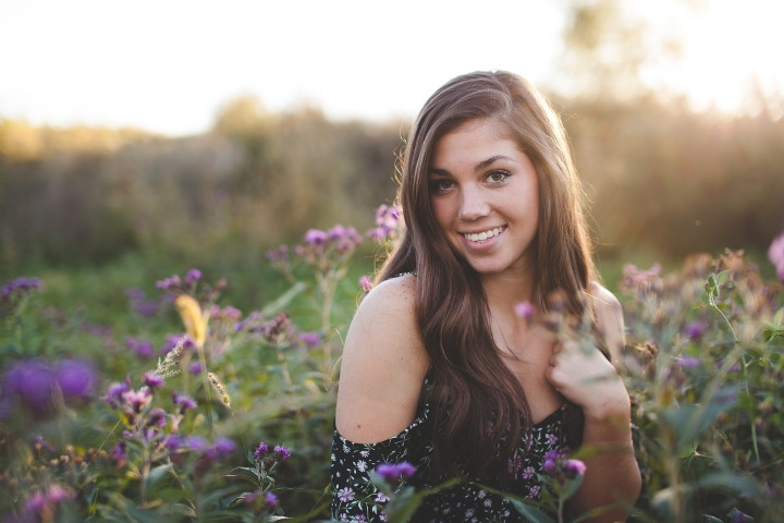 Positive, Positivity, Motivate, Motivation,beautiful,girl,portrait,countryside,dress,female,flower,model,nature,outdoors,outside,person,pretty,summer,woman,happy,laughing,smile,smiling,happiness,DON CHARISMA