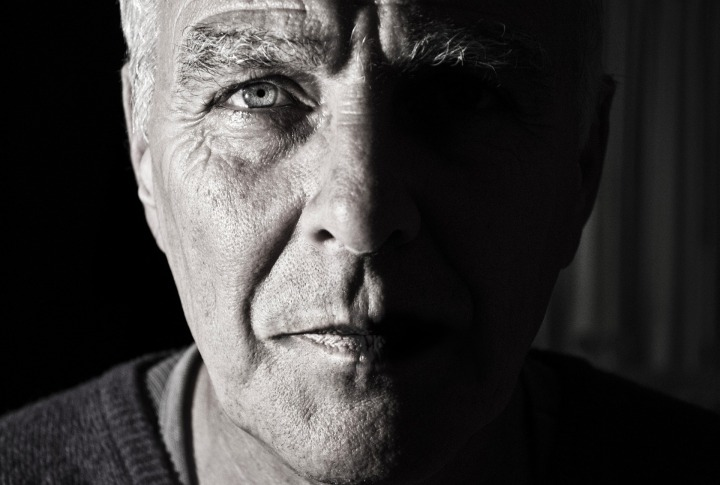 Positive, Positivity, Motivate, Motivation,face,portrait,man,elderly,determined,character,strong,old,wrinkled,male,head,phantom,shadow,eye,expression,person,mouth,nose,human,skin,DON CHARISMA