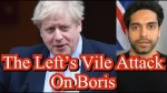 Mahyar Tousi, DON CHARISMA-The Left's DISGUSTING Reaction To Boris Being Hospitalised.YouTube.Thumbnail
