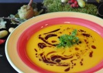 pumpkin soup,soup,hokkaido soup,potato soup,ginger soup,ingredients,cook,kitchen,preparation,spicy,eat,delicious,autumn soup,appetizing,tasty,meal,parsley, DON CHARISMA